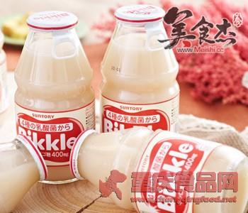 一瓶乳酸饮料有21种添加剂
